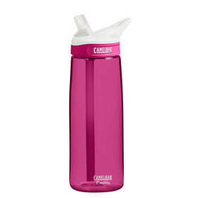 CamelBak eddy - Gourde - 750ml rose/transparent